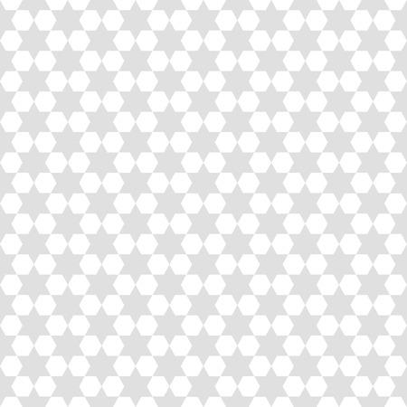 Seamless stars background pattern illustration