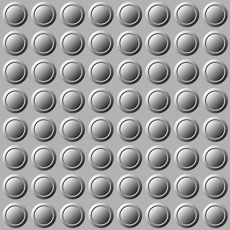 bumpy: Seamless bumpy button background pattern