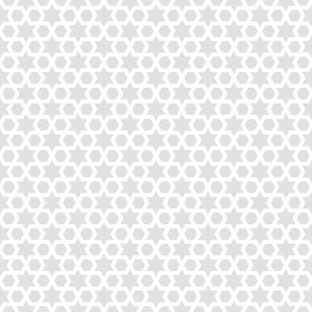 Seamless star background pattern illustration