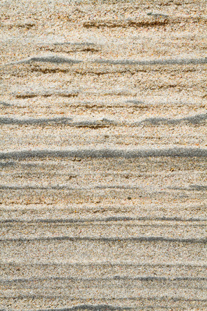 in layers: Sand layers background texture pattern
