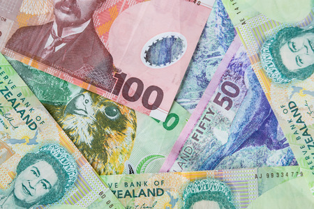money notes: New Zealand paper money notes