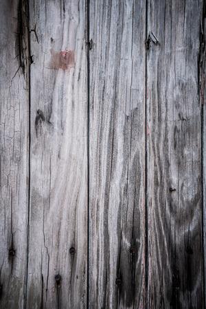 Old wooden boards grunge background