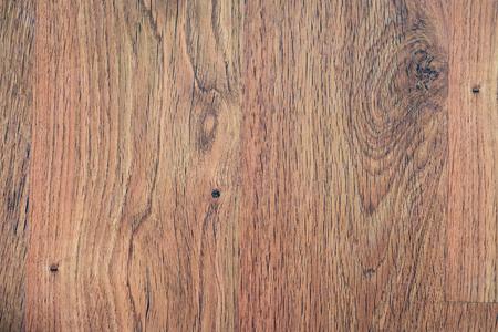 Wood grain laminate floor background Stock Photo