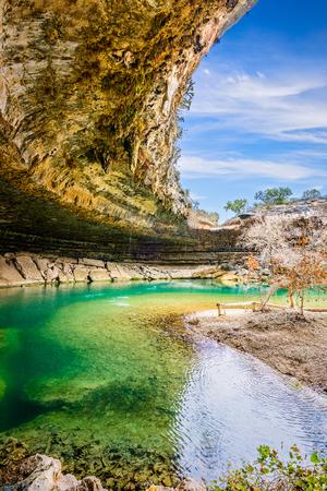 Beautiful Hamilton Pool in Texas