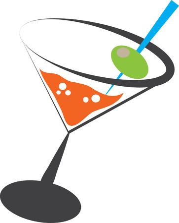 Martini  Standard-Bild - 8235141