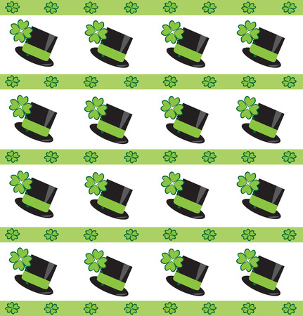 St Patricks Day Background Stock Vector - 8706418
