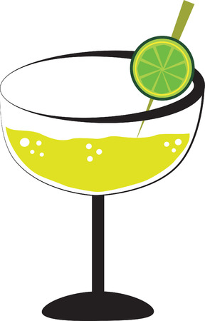 Margarita Stock Vector - 8823312