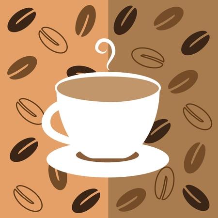 Kaffee Standard-Bild - 10320933