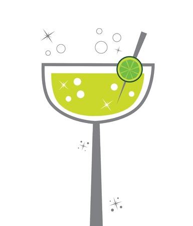 Margarita Stock Vector - 11085379