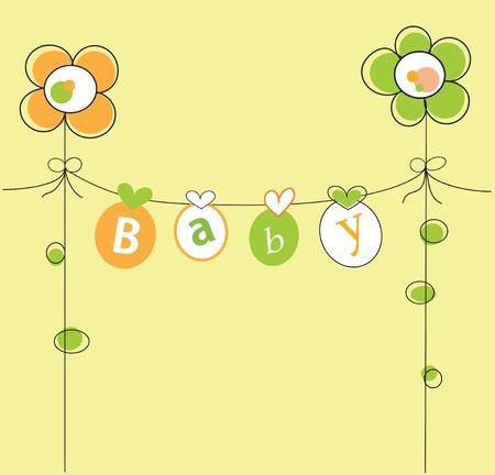 Douche van de baby Stockfoto - 11085384