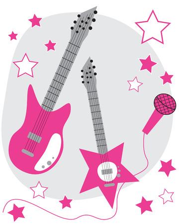 rockstar: Rockstar Illustration