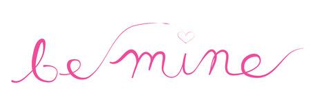 be mine: Pink Be Mine