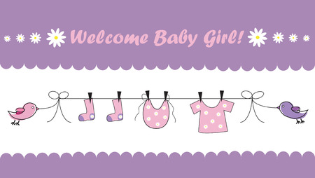 cute baby girls: Baby Shower
