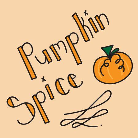 spice: Pumpkin Spice