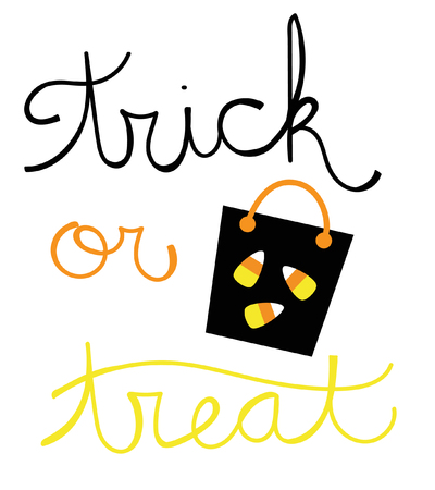 trick or treating: Trick or Treat