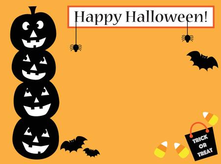 treating: Happy Halloween Invite