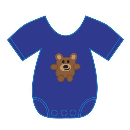 oso de peluche: Ropa de bebé Boy