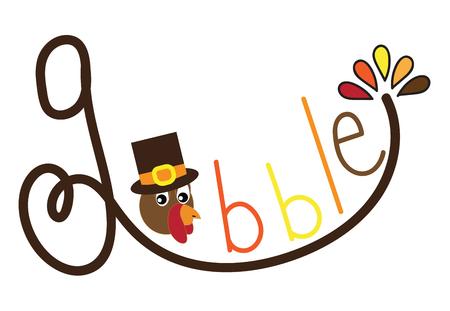 gobble: Gobble Turkey
