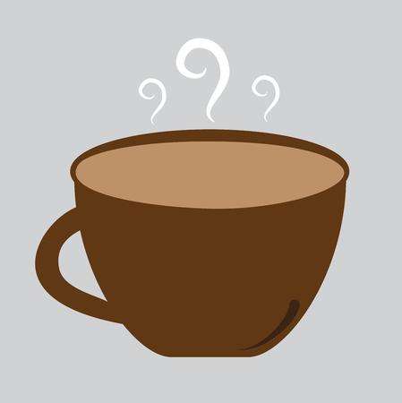 hot coffees: Coffee