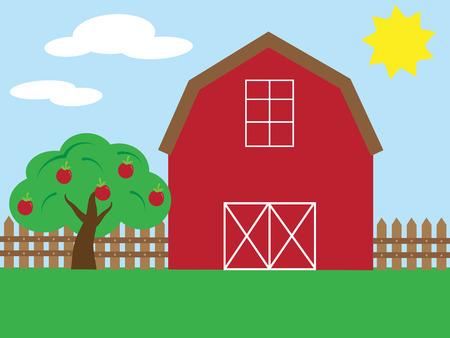 yard: Barn Yard