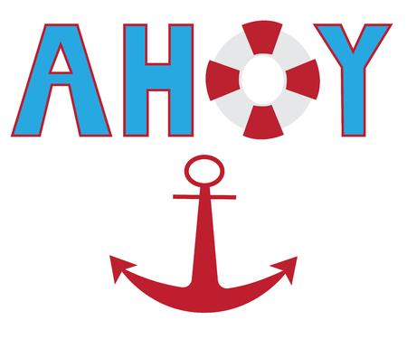 floatation: Ahoy Anchor