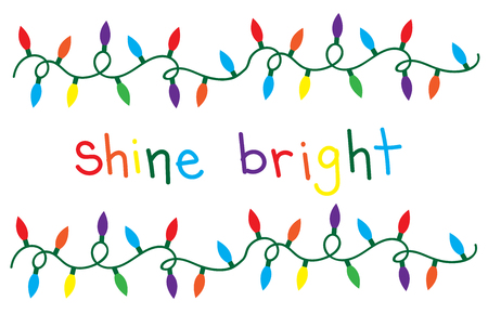 shine: Shine Bright Christmas Lights