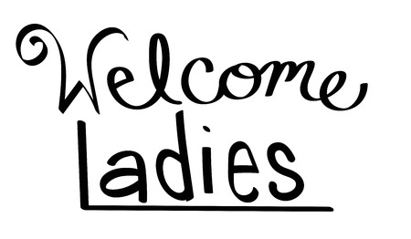 cordial: Welcome Ladies