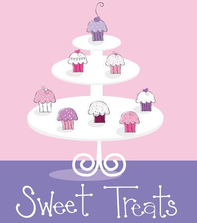hundreds and thousands: Cupcakes Sweet Treats