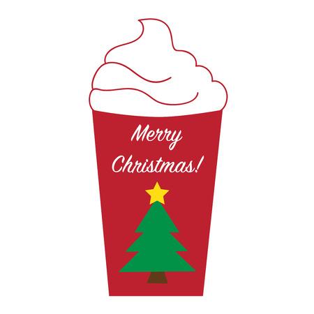 hot coffees: Christmas Coffee