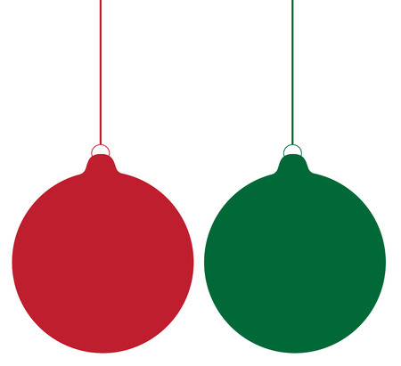 dec  25: Red and Green Ornaments