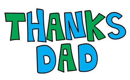 dada: Thanks Dad