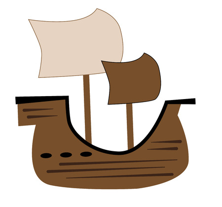 Ship Ilustracja