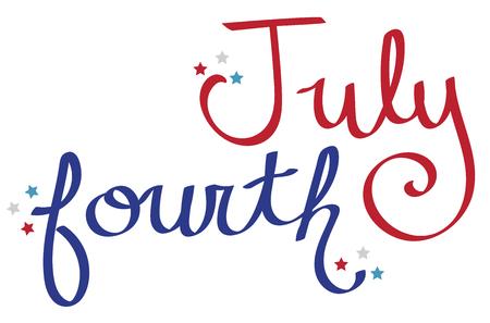 fourth of july: American July Fourth