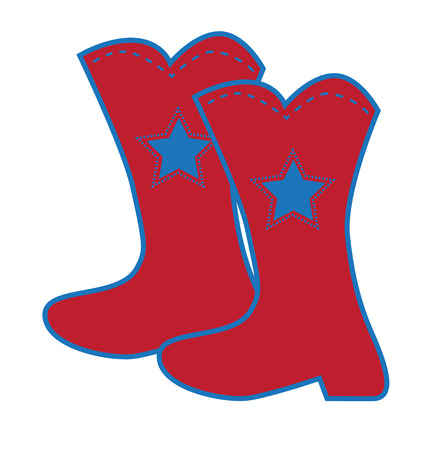 4th of July Boots