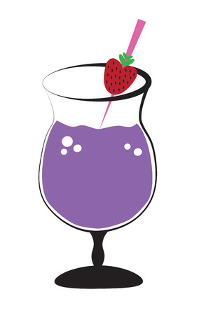 Daiquiri Illustration