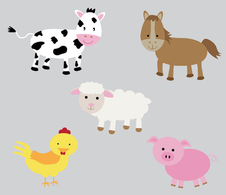 kindy: Barnyard Animals