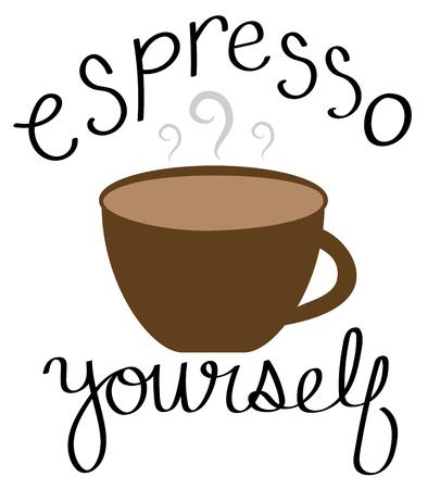 yourself: Espresso Yourself Coffee