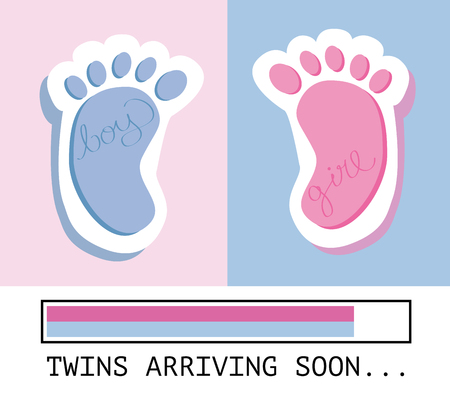 Twins Arriving Soon
