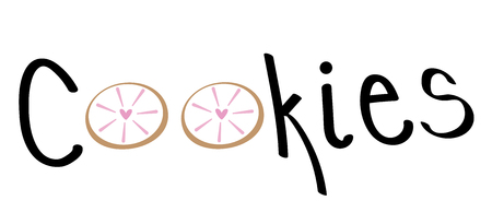 yum: Cookies Illustration