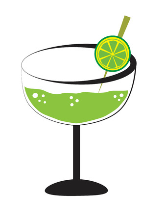 margarita: Margarita with Lime