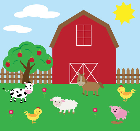 kindy: Farm Yard