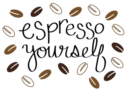 yourself: Espresso Yourself Coffee Beans
