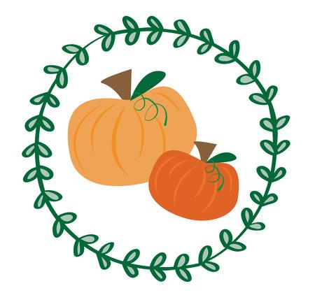 pumpkins: Pumpkins Illustration