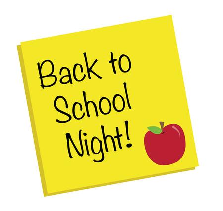 night: Back to School Night