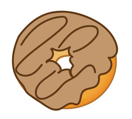 donut: Chocolate Donut