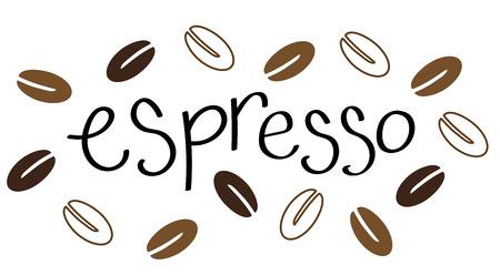 nonalcoholic: Espresso Coffee Beans