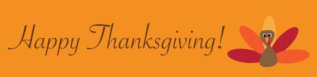 Happy Thanksgiving 向量圖像