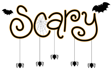 festive occasions: Scary