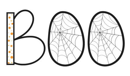 spider web: Spider Web Boo