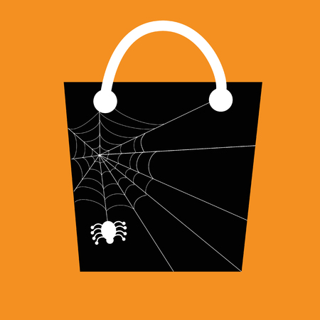 loot: Spider Web Candy Bag